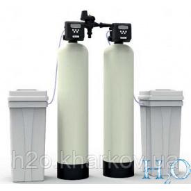 Установка пом'якшення води безперервної дії Nerex SF1354-CV-Alt