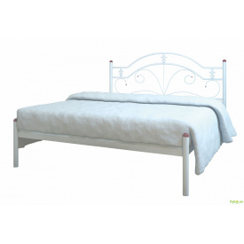 Ліжко Діана 120х190 + вклад ДВП Метал-Дизайн