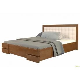 Ліжко Регіна Люкс 160 підйомне (бук) Arbor Drev