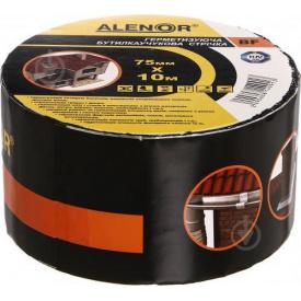 Лента герметизирующая Alenor BF 75 мм х 10 м бутилкаучуковая фольгированная