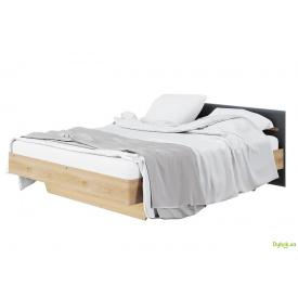Ліжко 1.2 Бянко (графіт) Світ Меблів