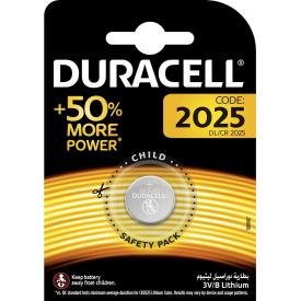 Батарейка DURACELL DL2025 DSN 1 шт