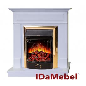 Електрокамін з порталом ROYAL FLAME IdaMebel Michelle Gold каминокомплект