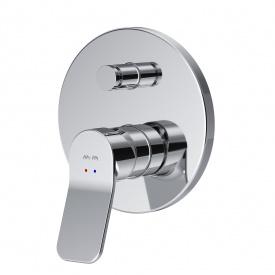 Змішувач для ванни/душу AM.PM X-Joy прихований монтаж, хром F85A45000