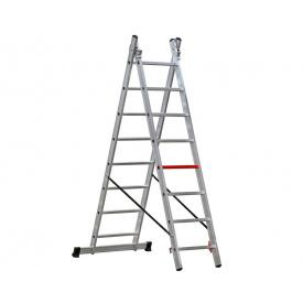 Подмости многофункциональные VIRASTAR 2x8 ступеней