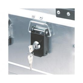 Циліндровий замок з 2 ключами для алюмінієвих боксів SVELT