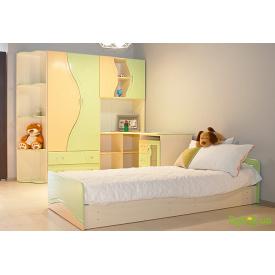 Дитяча Еколь Лак ІІ з ліжком БМФ