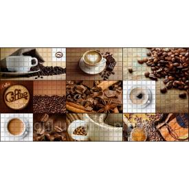 Панель ПВХ Регул Кофейня 0,3х480х957 мм
