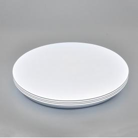 Круглая светодиодная SMART люстра 80W 500x500x55 3000-6000К