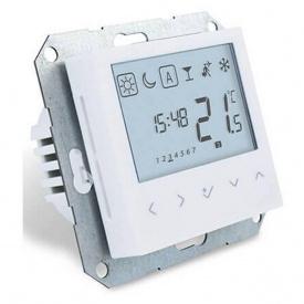 BTRP230 (50) SALUS Программируемый электронный термостат встраиваемый под рамки 55x55 мм