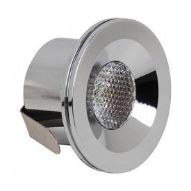 "Светильник ""MIRANDA"" 3W 4200K хром, мат.хром"