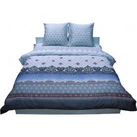 Комплект постельного белья Руно сатин 3604 Grey двуспальный