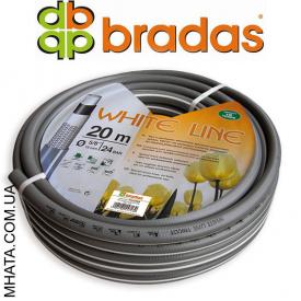 Шланг для полива BRADAS White Line 1/2 50 м