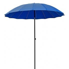 Садова парасолька Time Eco ТІ-006-240 блакитний (4001831143153BLUE)