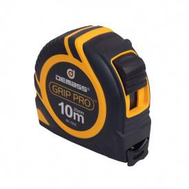 Рулетка Demass Grip Pro 10мx25мм (RR 10025)