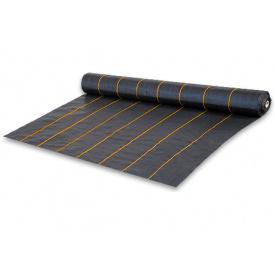 Агроткань Bradas UV чорна 0,4х100м 90г/м2 (AT9404100)