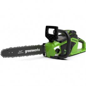 Электропила цепная аккумуляторная Greenworks GD40CS15 без АКБ и ЗУ (2005707)