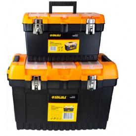 Набір ящиків для інструменту 2в1 Sigma (7403521)