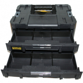 Ящик для инструмента STANLEY FatMax TSTAK VI 440x330x176 мм (FMST1-71969)