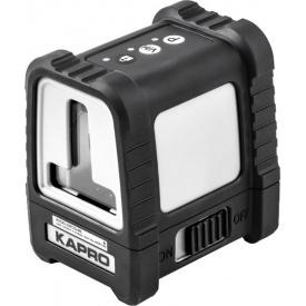 Уровень лазерный Kapro 870 VHX VIP зеленый (870G)