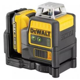Уровень лазерный DeWALT DCE0811D1G