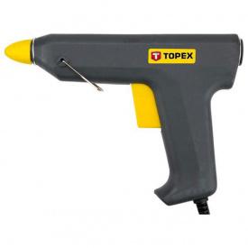 Пистолет клеевой электрический TOPEX 11мм (42E501)