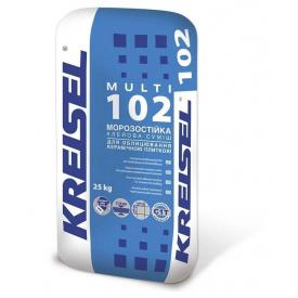 Клеевая смесь для плитки Kreisel 102 25кг