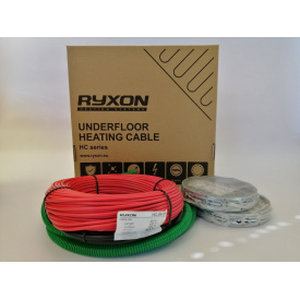 Тепла підлога Ryxon НС на 3,5-4,4 м2/700Вт/35м.п тонкий електричний двохжильний