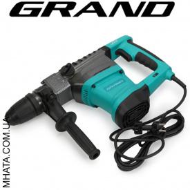 Перфоратор Grand ПЭ-2600 бочковой SDS-Max