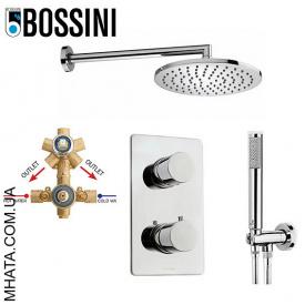 Душова система вбудовувана Bossini M80237 COSMO TONDO Термостат