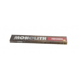 Електроди MONOLITH EXCLUSIVE 3 мм 2,5 кг (в тубусі) (8/1) ME 3-25