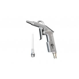 PT-0803 Пистолет продувочный короткий с дополн.наконечником 80 мм