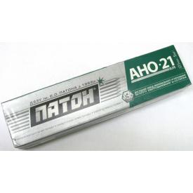 Электроды ПАТОН АНО-21 ELITE 3 мм/5 кг ПТ-4789
