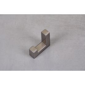 Мебельный крючок GTV К2201 одинарный шлифованная сталь