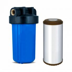 Фильтр Ecosoft Big Blue 10 с обезжелезивающим картриджем