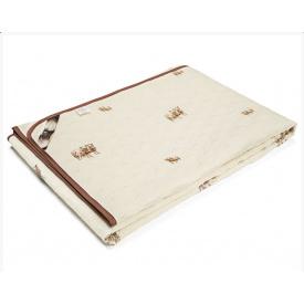 Одеяло шерстяное Руно Wool Sheep 160 г/м2 полуторное 140x205 см