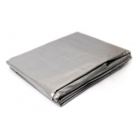 Тент MasterTool серебро 140г/м2 4х8м