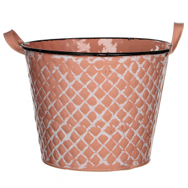 Горшок для растений Vulkan House of seasons Jano розовый 18,5 см