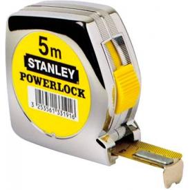 Рулетка Stanley металл 19 мм 3 м (0-33-041)