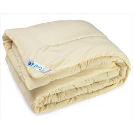 Одеяло силиконовое Руно евро двуспальное 200x220 см микрофибра фигурная стежка