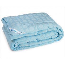 Одеяло силиконовое Руно полуторное 140x205 см бязь узорная стежка