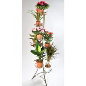 Подставка для цветов Холодная ковка Башня 7