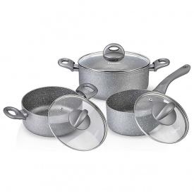 Набір посуду Fissman MOON STONE 6 предметів AL-4401.6