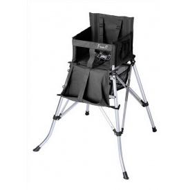 Детский стульчик переносной FemStar One2Stay черный