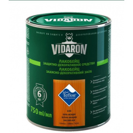 Лакобейц д/дерева VIDARON 2,5л сосна золота L02