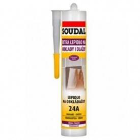 Клей для плитки SOUDAL 24А 280 мл