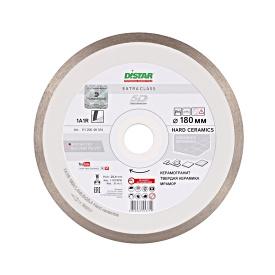 Диск алмазний Distar 1A1R 180x25,4 Hard ceramics мм для мокрого різання твердої кераміки