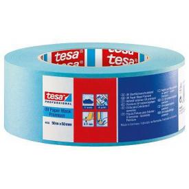 Бумажная лента устойчивая к УФ-лучам 50 м 50 мм Tesa
