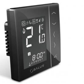 VS10BRF Беспроводной цифровой термостат для скрытой проводки 4 в 1