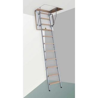 Горищні сходи ColdMet 4s 90х80 см